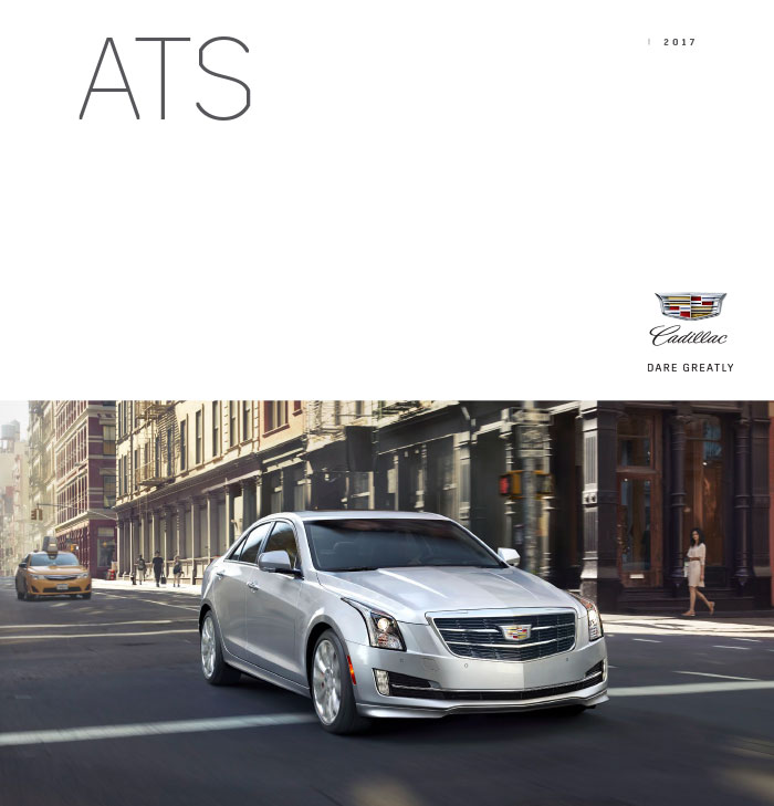 Graff Buick: Download The 2017 Cadillac ATS Brochure
