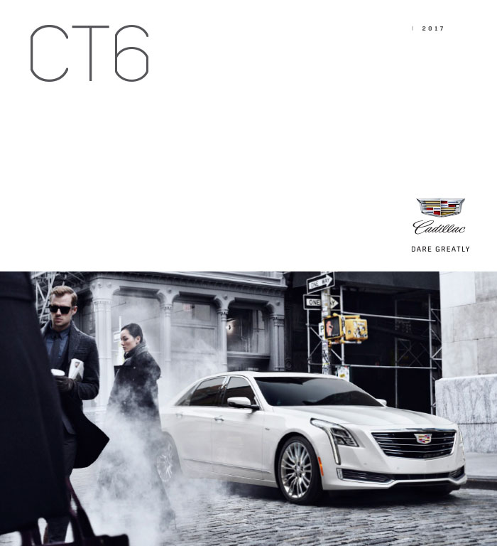 Graff Buick: 2017 Cadillac CT6 Brochure Download