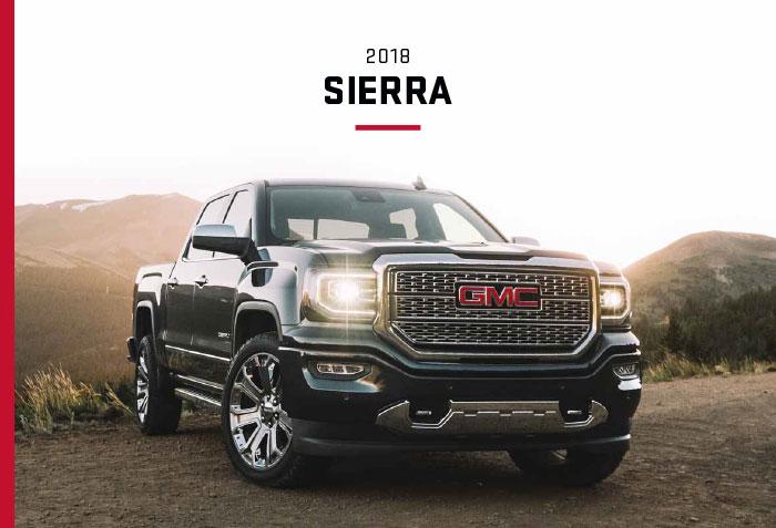 2018 Gmc Sierra 1500 Brochure Graff Mt Pleasant
