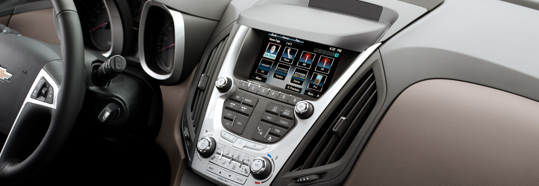2015 Chevy Equinox Interior