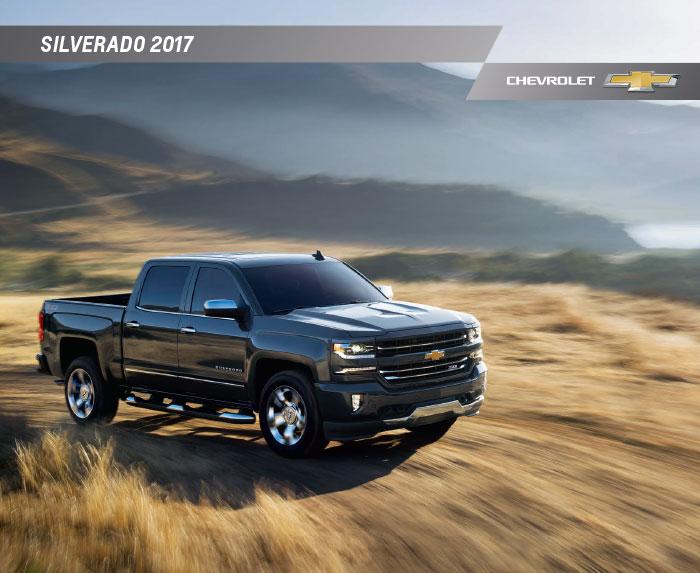 2017 Chevrolet Silverado 1500 Brochure Download