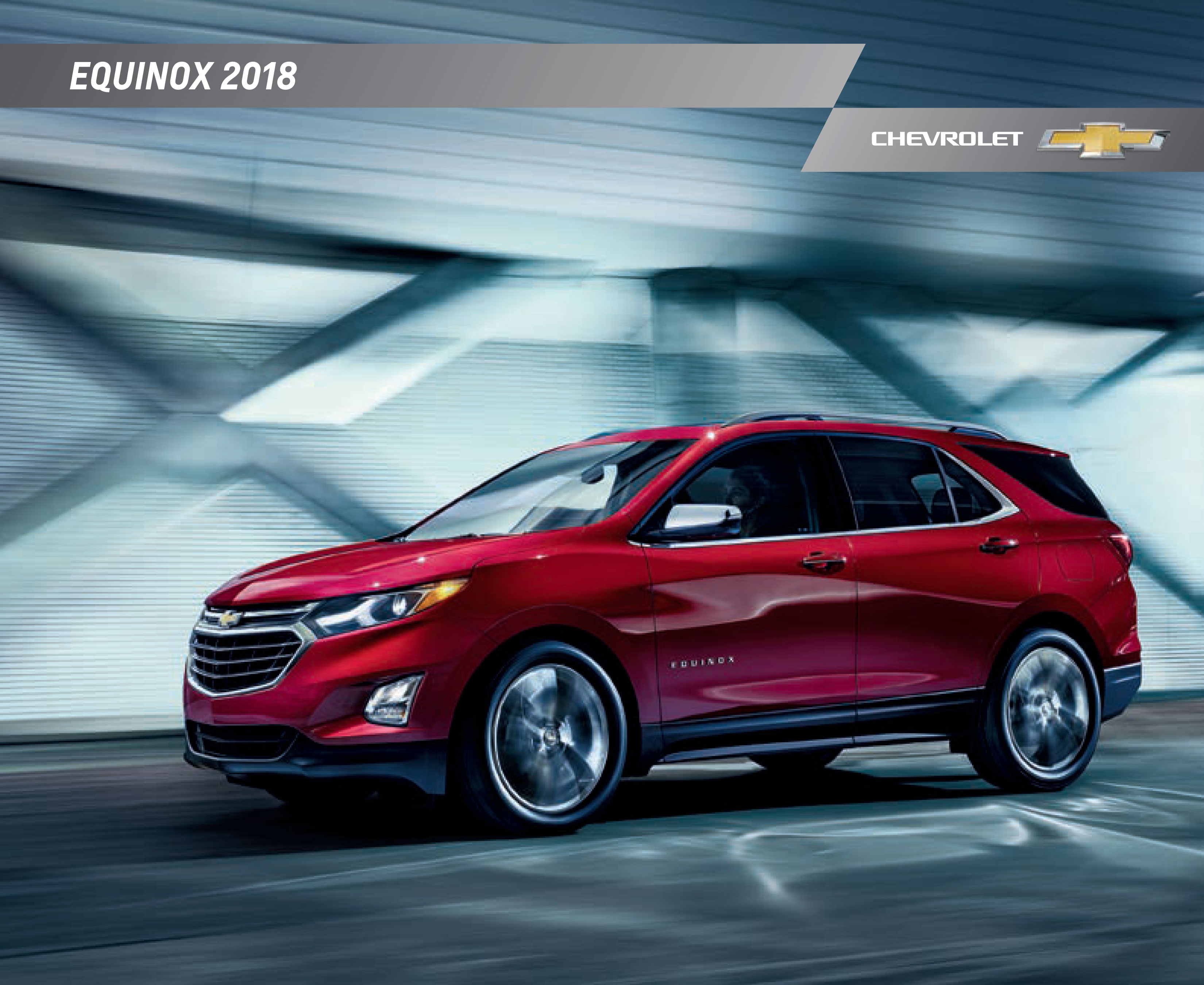 Chevrolet Equinox Brochure Graff Bay City - Bay city car show 2018