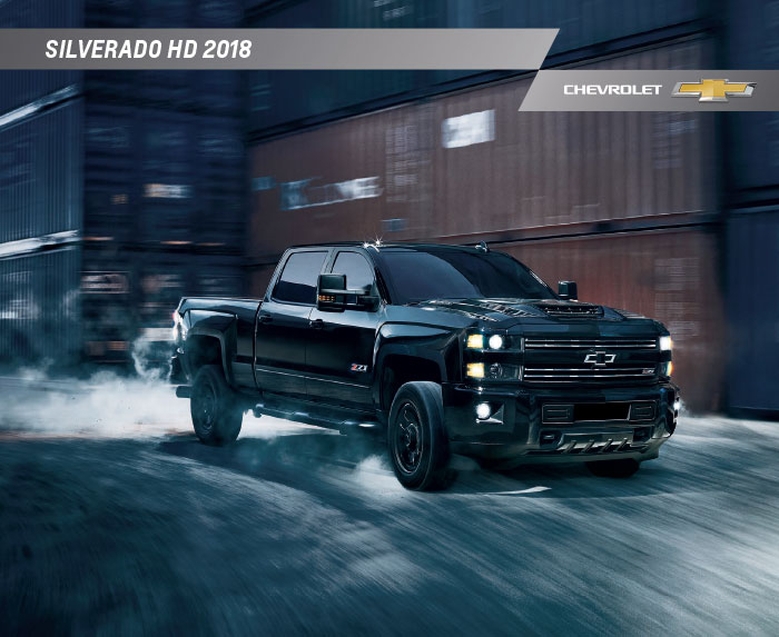 2018 Chevy 2500hd >> 2018 Chevy Silverado 2500hd Brochure Graff Bay City