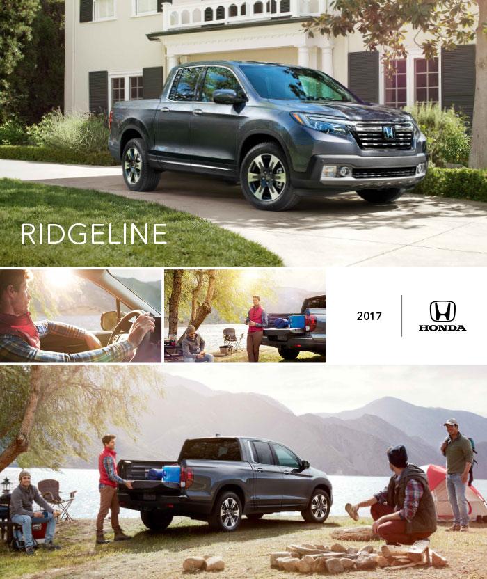 Download the 2017 honda ridgeline brochure for 2017 honda cr v brochure